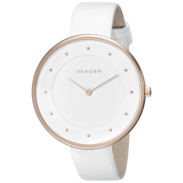 Skagen Women's Gitte Analog Display Analog Quartz Watch