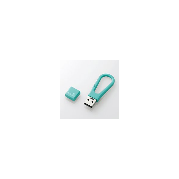 Elecom Data Hook 4GB Flash Drive Blue