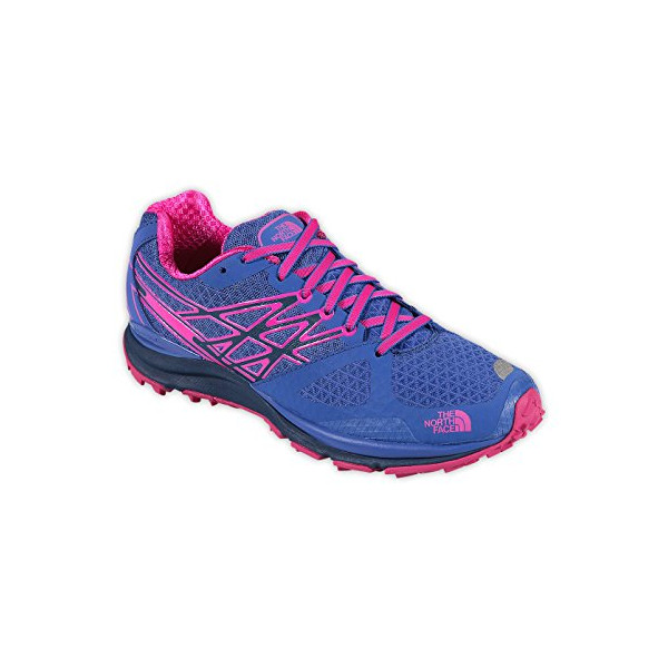 THE NORTH FACE ULTRA CARDIAC BLUE/PINK WOMENS OUTDOORS SHOES Size 11M