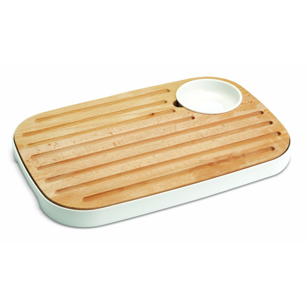 Joseph Joseph Slice and Serve Reversible Bread and Cheese Board