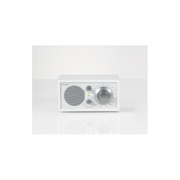 Frost White Collection Model One® Radio - Frost White/Snow White