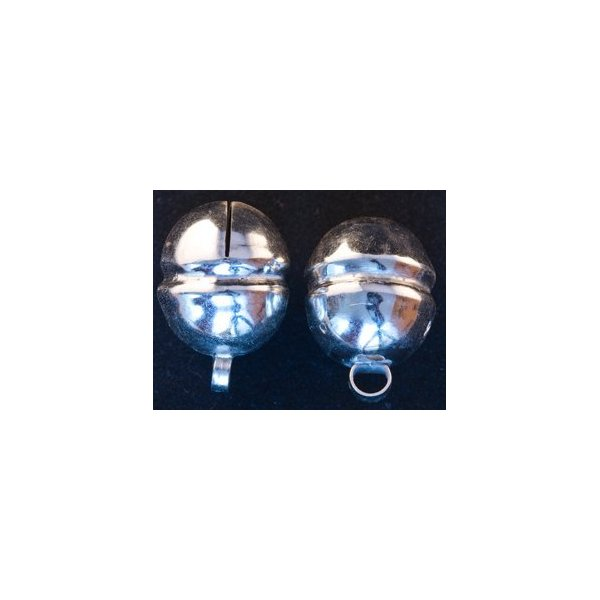 Falconry Lahore Nickel plated Bells (pairs)(size 0)