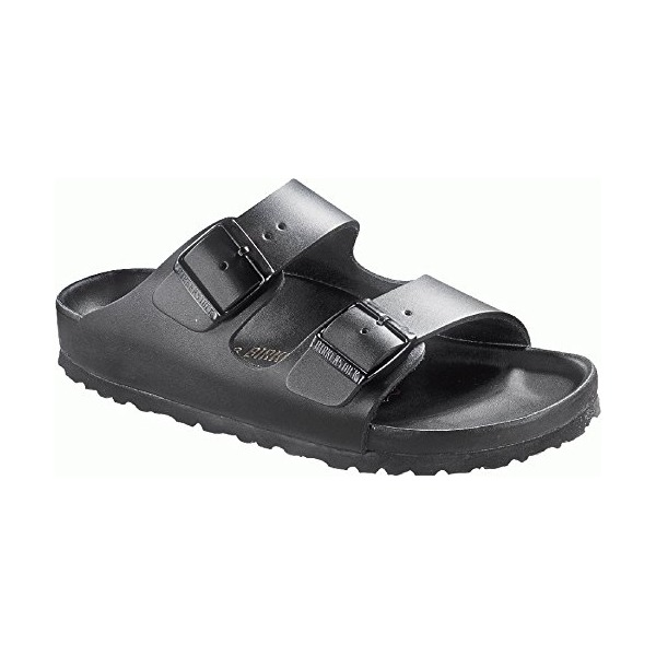 Birkenstock Sandals ''Monterey'' from Leather in Black 39.0 EU N