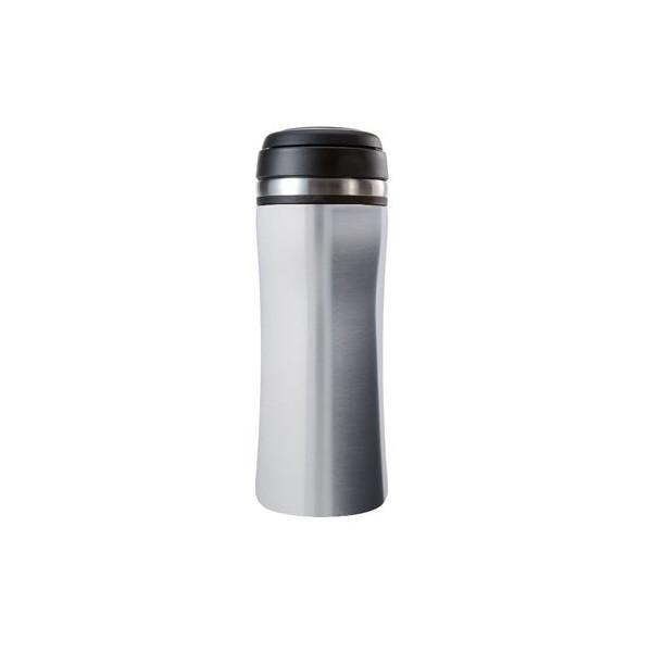 Timolino VMT-35TT 12-Ounce TeaGo Vacuum Mug, Brushed Stainless