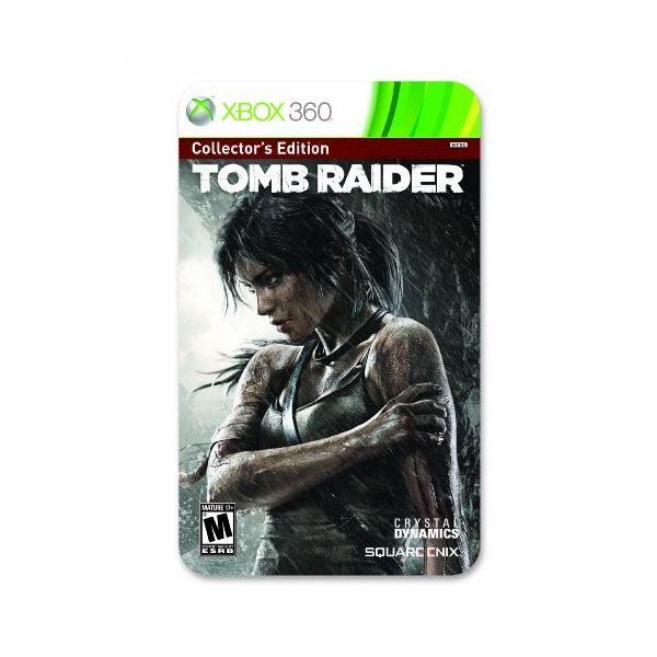 Tomb Raider Survival/Collector's Edition -Xbox 360