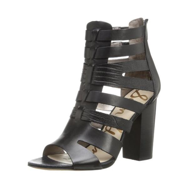 Sam Edelman Women's Yazmine Sandal,Black,9.5 M US
