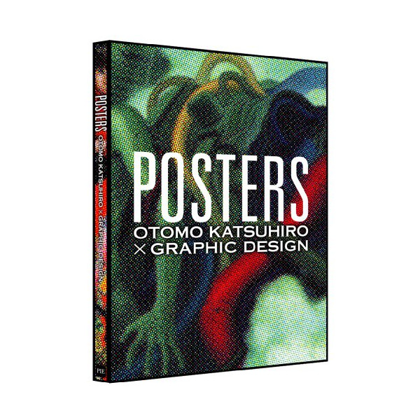 Posters -Otomo Katsuhiro × Graphic Design [Perfect]