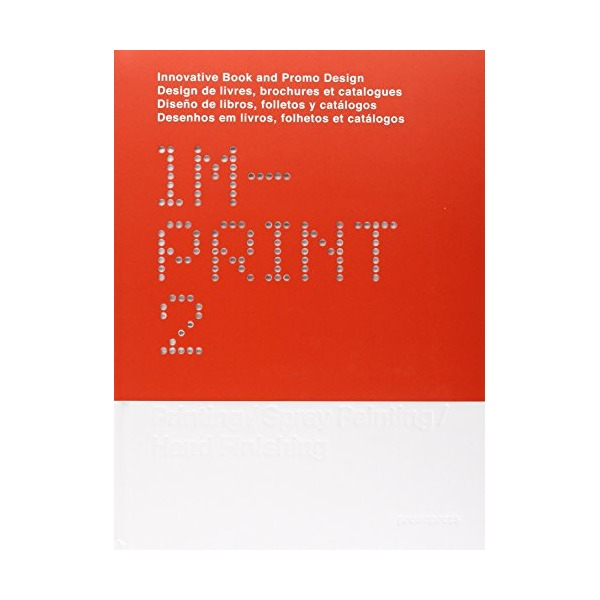 Imprint 2: Innovative Book and Promo Design