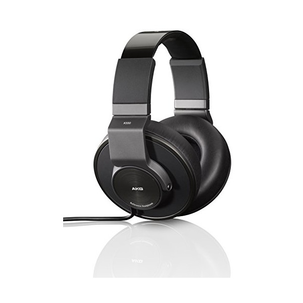 AKG K550 Closed-Back Reference Class Headphones