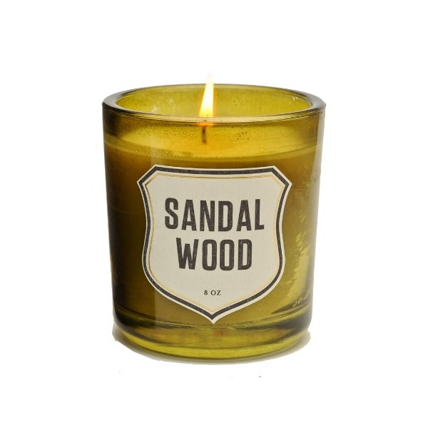 Izola Candle, Sandalwood
