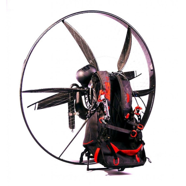 SCOUT Carbon Paramotor Moster 185 - Carbon Fiber Paramotor