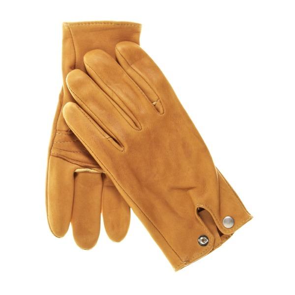 Geier Glove Men's Deerskin Roper Gloves Size 8 Color Saddle