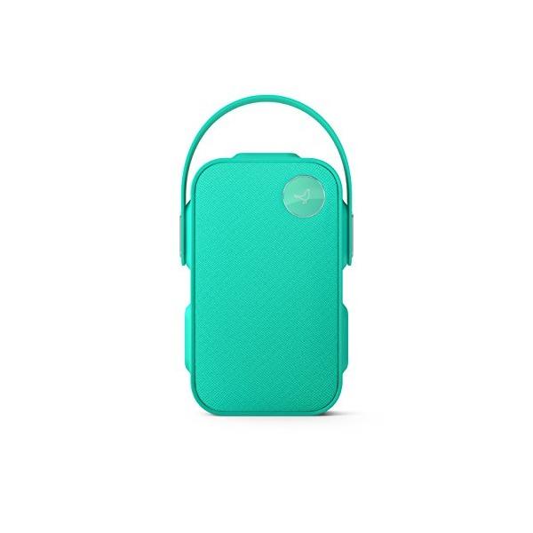 Libratone ONE Click Portable Bluetooth Speaker, Caribbean Green
