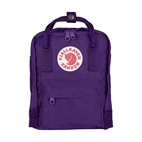 Fjallraven Kanken Mini Daypack, Purple