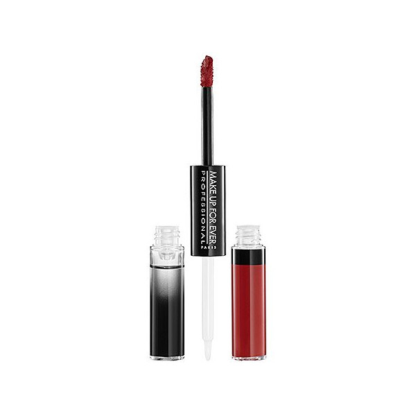 MAKE UP FOR EVER Aqua Rouge 9 Burgundy 2 x 0.08 oz