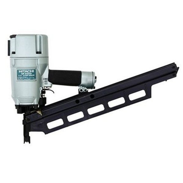 Hitachi NR83A2 Round Head 2-inch to 3-1/4-inch Framing Nailer
