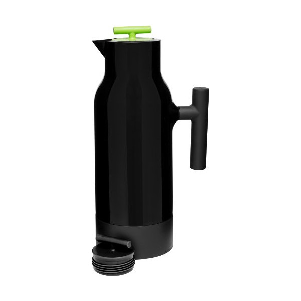 Sagaform- Accent Coffee Pot in Black