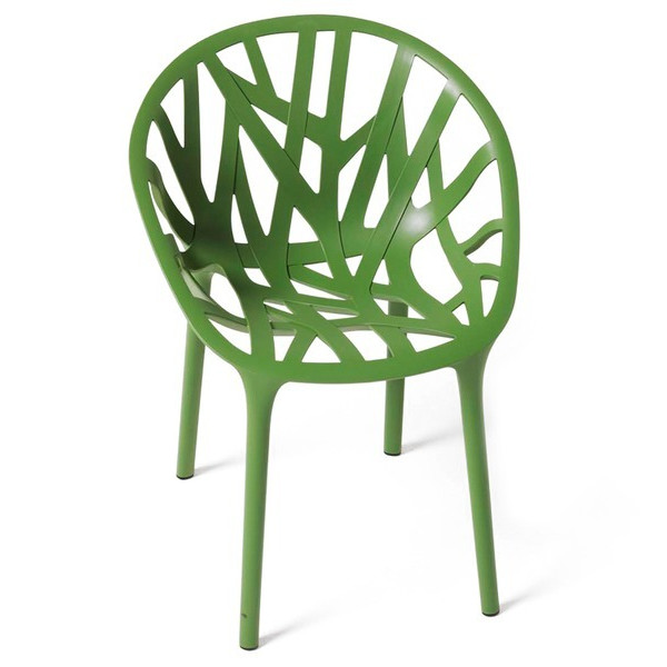 Vegetal Chair, A Stackable Chair by Vitra