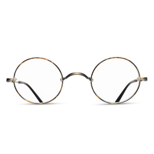 Matsuda 2869h Round Antique Silver Eyewear