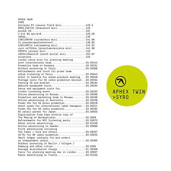Syro (Vinyl)