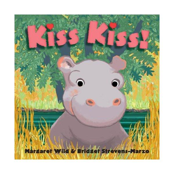 Kiss Kiss! (Classic Board Books)
