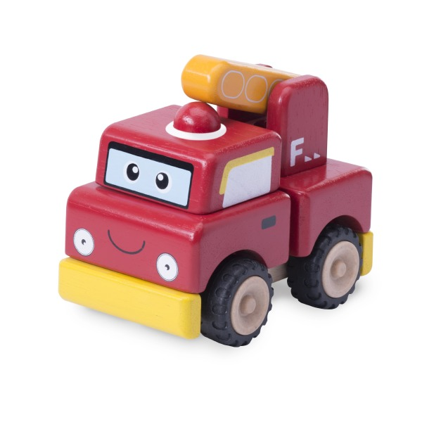 Wonderworld Build A Fire Engine