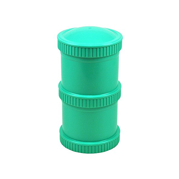 Re-Play Double Snack Stack, Aqua