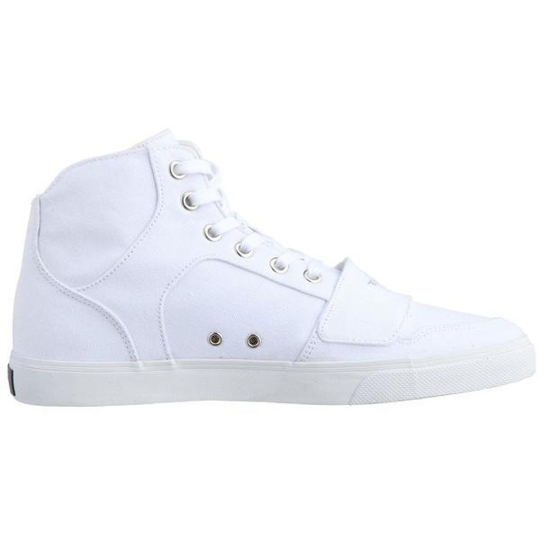 Creative Recreation Men's Cesario Xvi Mid Sneaker, White
