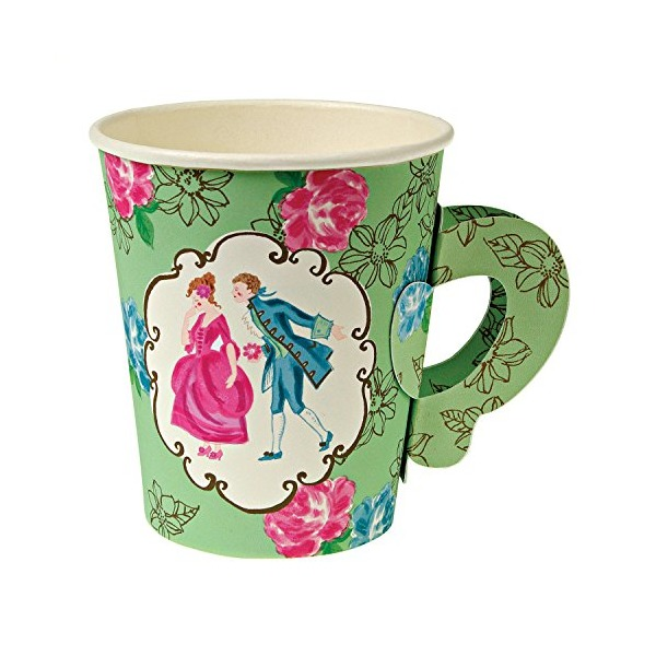 MERI MERI Lita Cup with Handle, Green