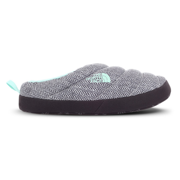 North Face NSE Tent Mule III Womens Slippers, Herringbone