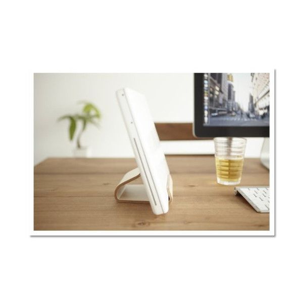Desktop Chair for MacBook and iPad - White