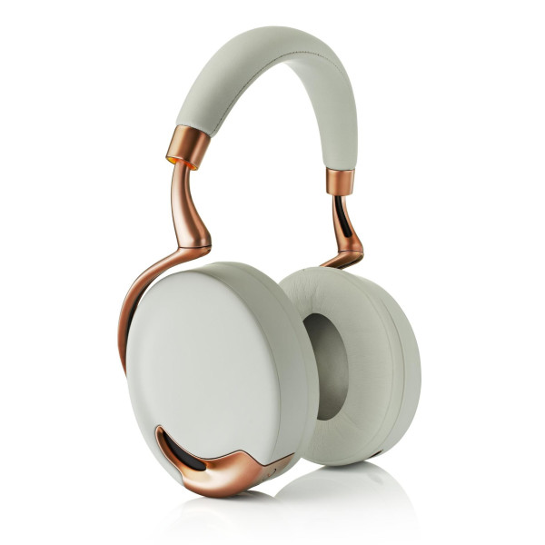 Parrot Zik Wireless Noise Cancelling Headphones, Rose Gold