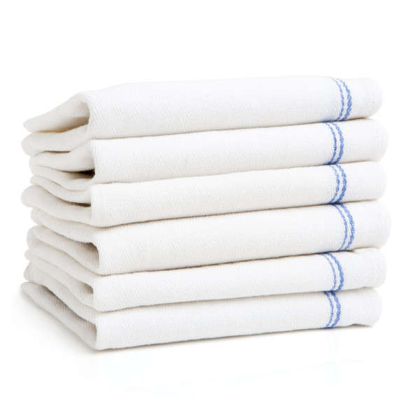 Keeble Outlets Kitchen Dish Towels, Pack of 12