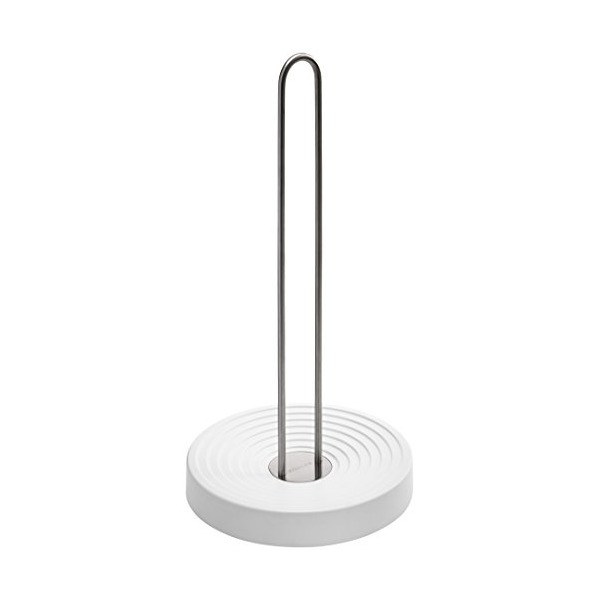KOHLER K-8618-0 In Step Paper Towel Holder, White