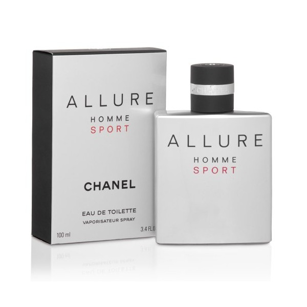 CHANEL_ALLURE HOMME SPORT EDT Spray for Women 3.4 FL OZ / 100 ml