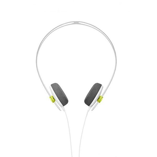 AIAIAI Tracks Headphones with Microphone, White