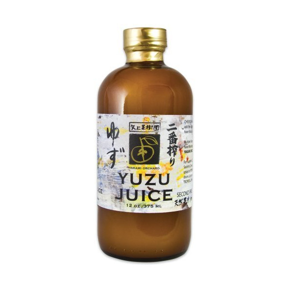 Yakami Orchard 100 % Pure Japanese Yuzu Juice