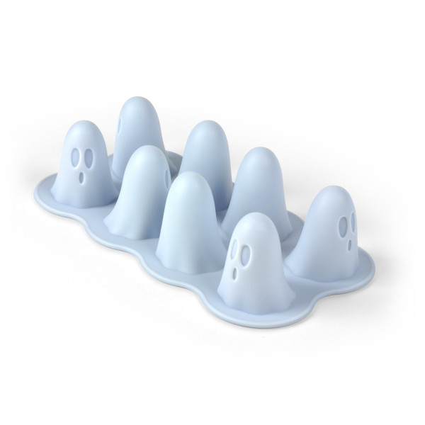 Fred and Friends BOO CUBES Ghastly Ice Tray, Grey
