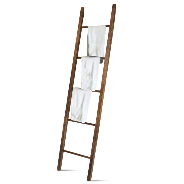 Casual Home Decorative Ladder, Natural