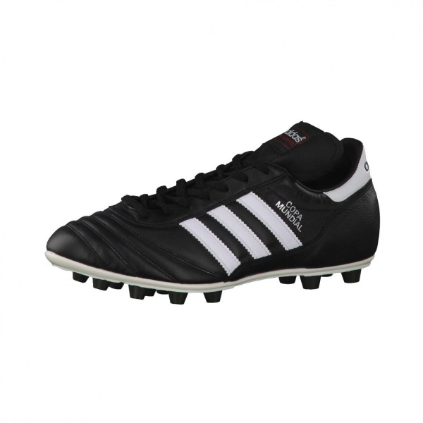 adidas Performance Men's Copa Mundial Soccer Cleats,Black/White,9 M US