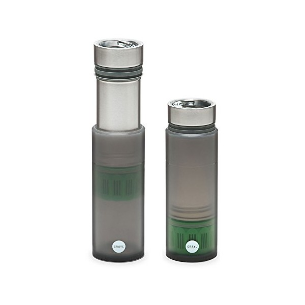 GRAYL Quest Trail Water Filtration Cup - Grey