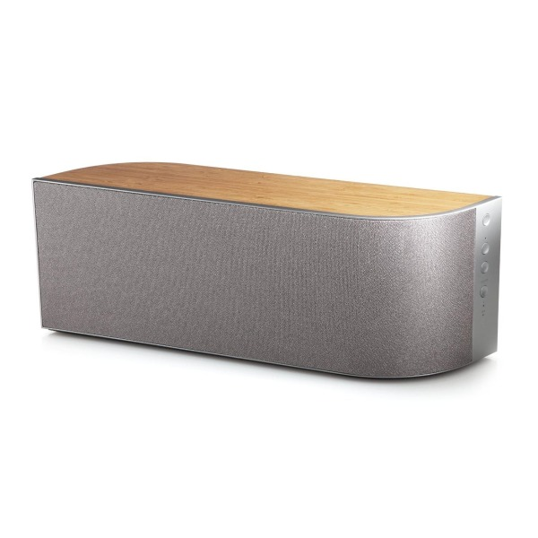 Wren Sound V5BT bamboo Wireless speaker with aptX Bluetooth