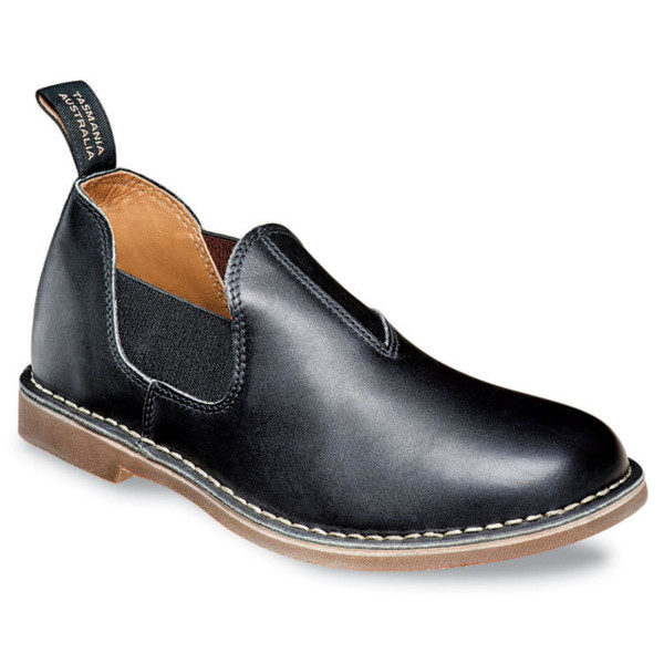 Blundstone Men's Slip-On, Black