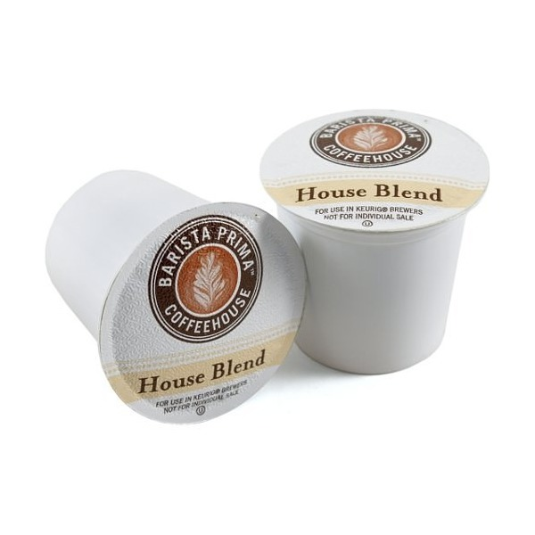 Barista Prima House Blend Keurig K-Cups,18 Count