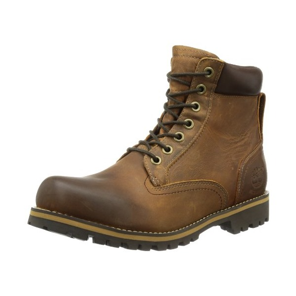 Timberland Men's Earthkeepers Rugged Boot,Brown,12 M US