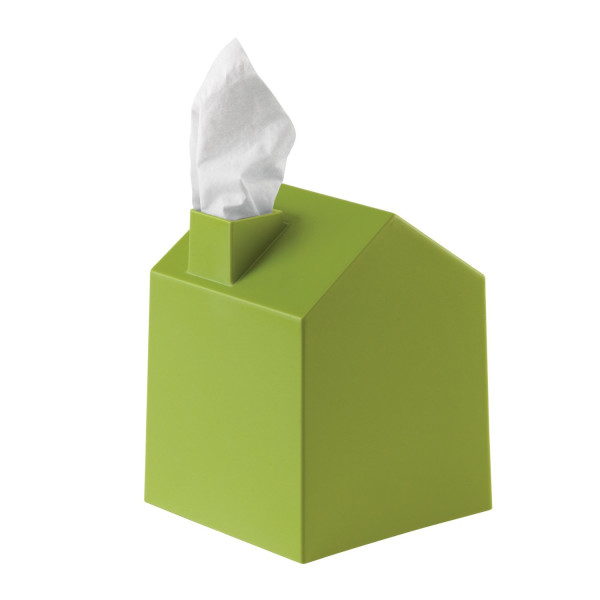 Umbra Casa Tissue Box Cover, Avocado