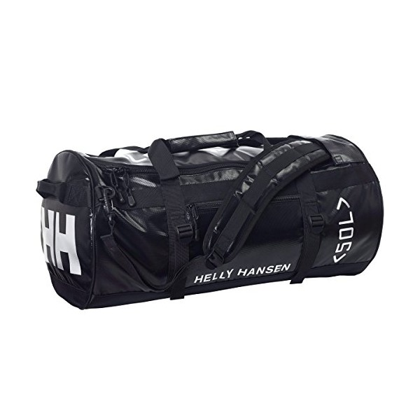 Helly Hansen HH 50-Liter Duffel Bag, Black, Standard