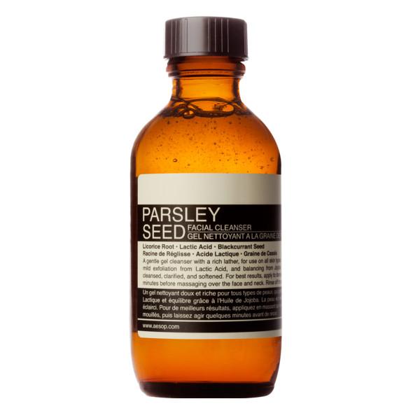 Aesop Parsley Seed Facial Cleanser, 100ml