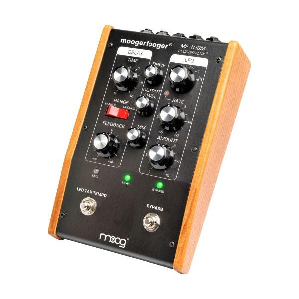 Moog Moogerfooger MF-108M Cluster Flux - Black