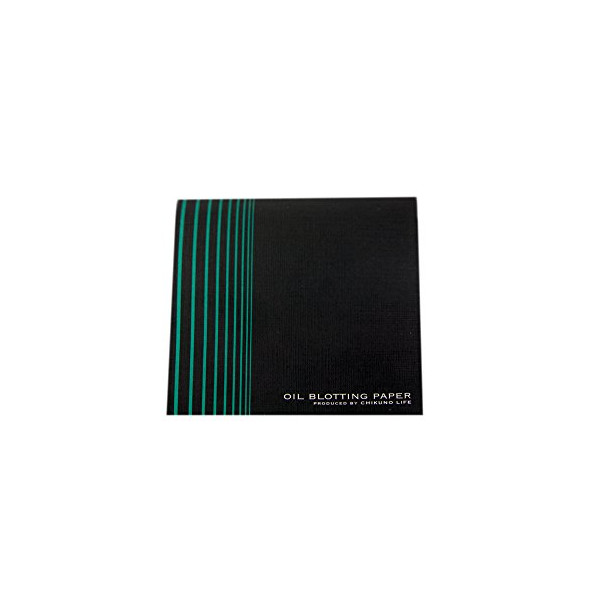 Morihata - Activated Charcoal Oil Blotting Paper (30 sheets)